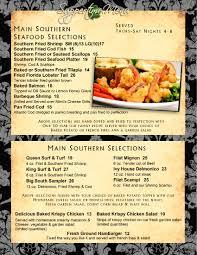 family garden menu williston menu u2014 ivy house