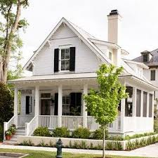 southern living house plans with porches living house plans featuring sugarberry cottage