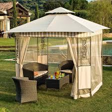 tonnelle en bambou stunning pavillon de jardin castorama ideas home design ideas