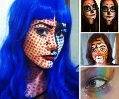 Mother Nature Makeup For Halloween by Gore Free Halloween Makeup