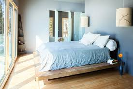 Light Wood Bedroom Ceiling Lights Wood Bedroom Contemporary With Wood Bed Platform