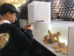 swedish pine is a material of the future in china according to a