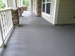 painting concrete floor removing paint from concrete floor in