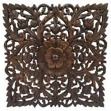 ergonomic boyd carved wood wall decor asian wood wall plaques wood