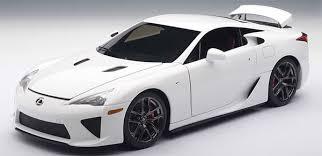 lexus lfa model car amiami character hobby shop diecast model car signature
