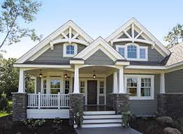 single craftsman style house plans craftsman style house plans two with walkout basement side