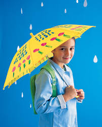 painted umbrella martha stewart craft and patterns