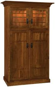 real wood kitchen pantry cabinet corbin kitchen pantry