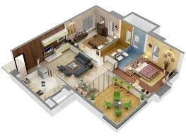 house planner 13 awesome 3d house plan ideas that give a stylish new look to