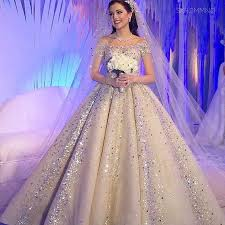 dreaming of wedding dress sparkling gorgeous beaded wedding dress dreaming gown