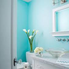 aqua blue walls design ideas