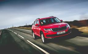 skoda kodiaq 2017 first drive review 2017 skoda kodiaq company car today