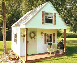 shed playhouse plans the green playhouse plan 60ft wood plan for kids u2013 paul u0027s