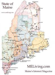 map of maine cities map of virginia cities 50 states collect the whole set
