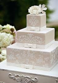 square wedding cakes rectangular wedding cakes three tier rectangle of square wedding