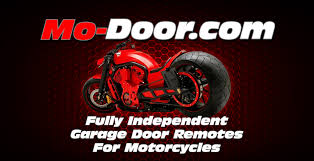 Syncing Garage Door Opener With Car by Mo Door Com Motorcycle Garage Door Remotes