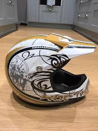 used motocross helmets kbc motocross helmet used condition in abingdon oxfordshire