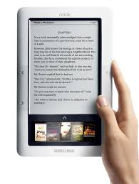 Eat Pray Love Barnes And Noble A Look At The Nook No It U0027s Not A Book The Book Designer