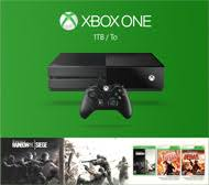 siege xbox one xbox one 1tb rainbow six siege console bundle for xbox one gamestop