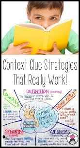 Context Clues Worksheet 5th Grade Best 25 Context Clues Meaning Ideas Only On Pinterest 5th Grade