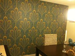 Removable Wallpaper Tiles by Your Guide To Temporary Wallpaper Zania
