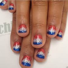 6 adorable nail art designs to try this 4th of july bikinis