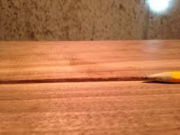Warped Laminate Flooring Gluing Up Slightly Warped Boards Woodworking