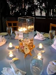Wedding Table Decorations Ideas Beach Wedding Table Centerpiece Ideas Weddingplusplus Com