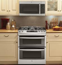 Ge Profile Gas Cooktop 30 Ge Pgs950sefss 30 Inch Slide In Double Oven Gas Range With