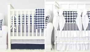 Gingham Crib Bedding Our Top 3 Coordinating Crib Bedding Sets Caden