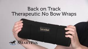 no bow wraps back on track therapeutic no bow wraps review