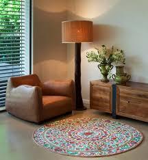 5 round rug mandala rug floral area rugs cool rugs