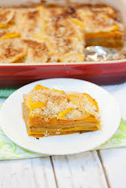 healthy root vegetable gratin food done light