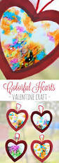 no wooden spoons colorful hearts valentine craft with ariana