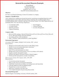 resume objective exles accounting manager salary elegant accountant resume objective exles mailing format