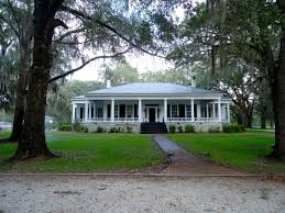 plantation style home plantation southwest georgia in photographs