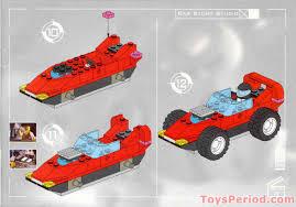stud io building instructions lego 1353 car stunt studio set parts inventory and instructions