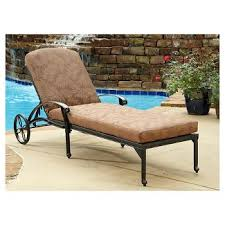 Outdoor Wood Chaise Lounge Poly Wood Chaise Lounge Target
