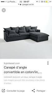 comment recouvrir un canapé d angle comment recouvrir un canape d angle 100 images grand canapé d