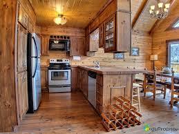 chalet cuisine chambre cuisine de chalet cuisine de chalet en bois cuisine