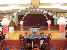 Home Decoration For Birthday by Balloon Decorating Ideas For Birthdays All Home Decorations