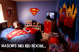mason u0027s superman room makeover superman room superman bedroom