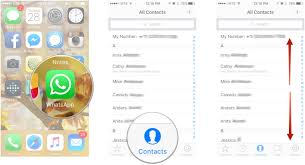 Contact by How To Add And Block Contacts In Whatsapp For Iphone Imore