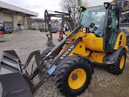 used volvo radlader l25f wheel loaders year 2014 price 46 243