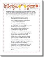 christmas bingo gift exchange game christmas gift exchange games