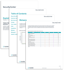 productivity report template exploit frameworks sc report template tenable recent reports