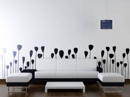 50 stylized tulip flowers wall decal set wind flowers spring sun 50 stylized tulip flowers wall decal set wind flowers spring sun grass nature seeds vinyl decals for home improvement interior design