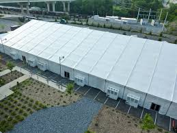 air conditioned tent clearspan tents structures tent rentals poconos pa