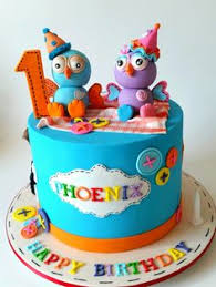 Giggle And Hoot Decorations Beautiful Hootabelle Cake From Giggle And Hoot Birthday Cakes