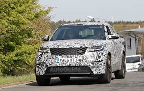 new land rover velar range rover velar svr spied playing with a friend autoguide com news